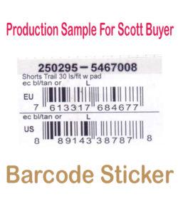 Barcode scott
