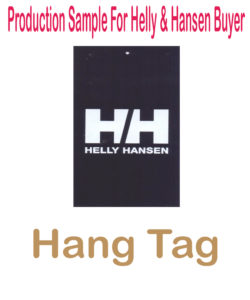 Hang Tag